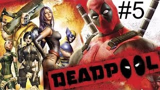 Deadpool gameplay part 5