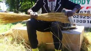 WADADA News for Kids: Zambia Broom boy