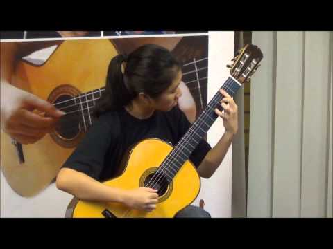 Lee Yuet Huan- Allemande from suite BWV996 by bach