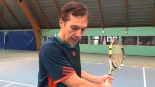 Vidéo USDEM Tennis : Le revers à 2 mains