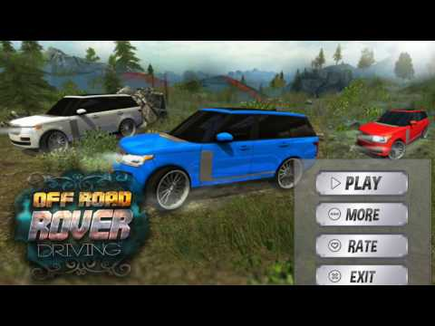 Offroad 4x4 Rover Driving 3D (by Game Sim Studios) - Best Android Gameplay HD