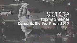 Najlepsze momenty na finałach Battle Pro Korea 2017