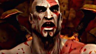 God of War - Ares Kills Kratos (First Death)