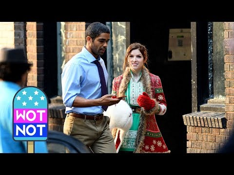 Anna Kendrick Plays 'Nicole Claus' in Upcoming Disney Christmas ...