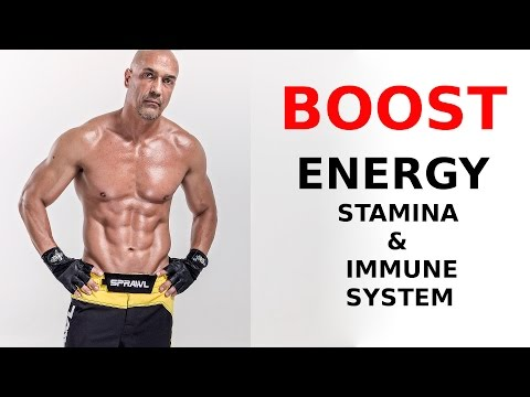 Boost your energy in one go - 동영상