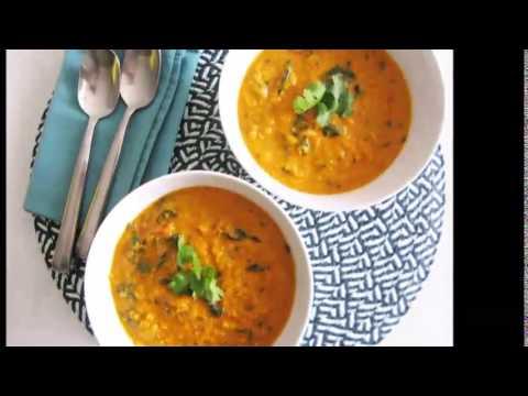 Healthy Vegetarian Recipes – Lentil Curry