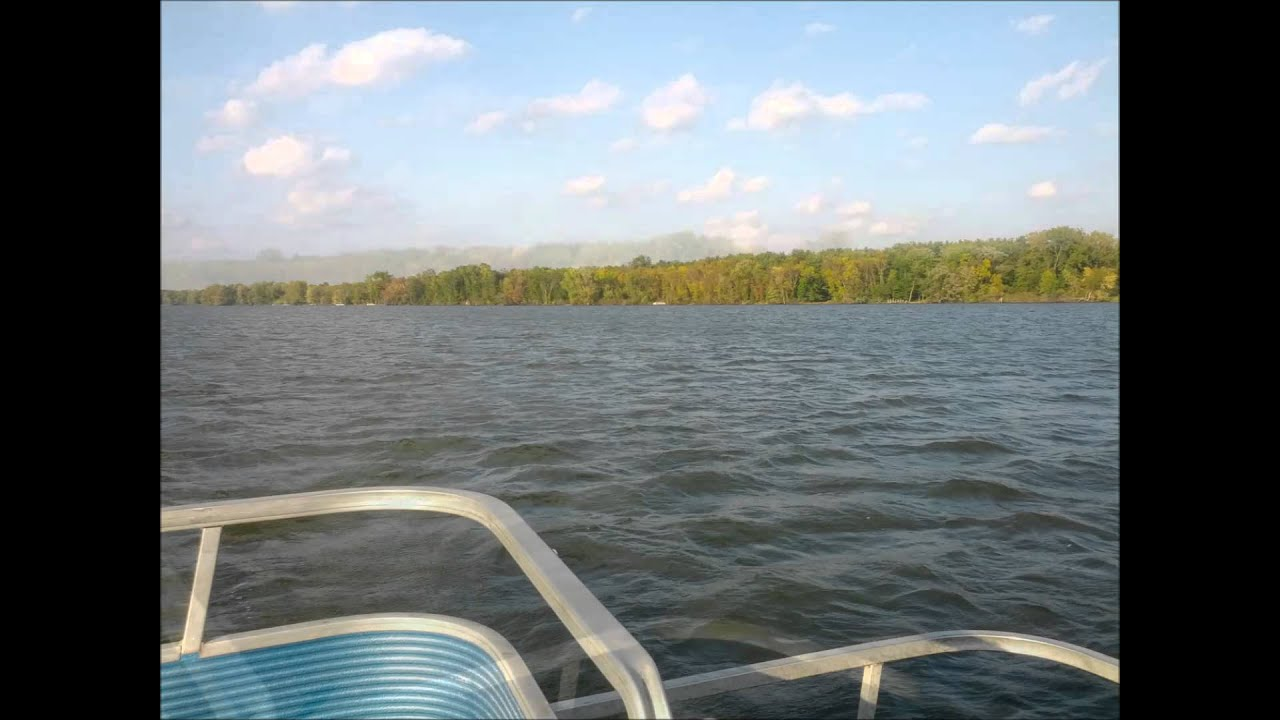 Fishing trip with son steve at pymatuning lake youtube for Pymatuning fishing report