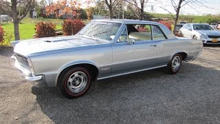 1965 GTO 389 4 SPEED SOLD @ Erics Muscle Cars