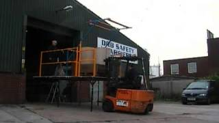 DRB Safety Barriers - Atom 1500