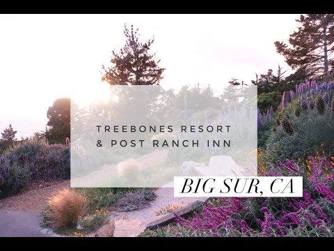 Treebones Resort & Post Ranch Inn | BIG SUR, CA