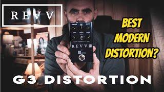 REVV G3 - DISTORTION !!