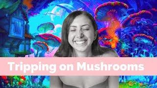 I Vlogged my latest Magic Mushroom experience! What shrooms feel like...