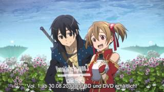 Sword Art Online Clip 3 ger dub