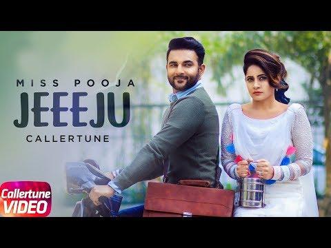 Jeeeju | Caller Tune Video | Miss Pooja Ft Harish Verma | G Guri | Latest Punjabi Song 2017