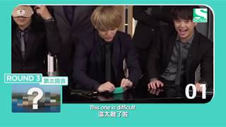 Clay Challenge Hey! Say! JUMP on GEM TV Asia