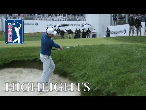 Justin Rose's highlights | Round 3 | BMW 2018