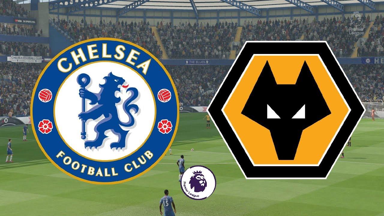 Premier League 2019/20 - Chelsea Vs Wolverhampton - 26/07/20 - FIFA 20 -  YouTube