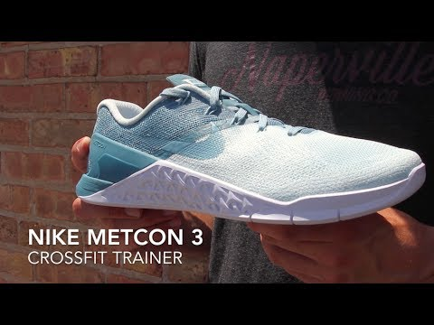 9fa0fafb8698 Nike Metcon 3 CrossFit Training Shoe Review - YouTube