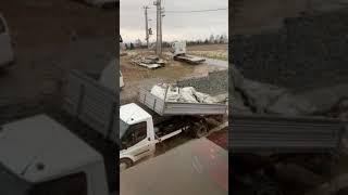 Ford Transit kiprowanie 3,4 tony