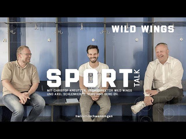SportTalk | Axel Schlenker & Christof Kreutzer