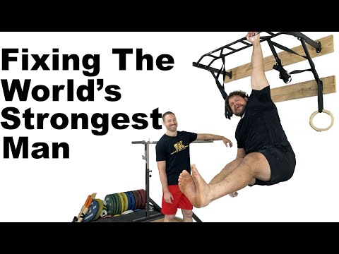 Fixing The World's Strongest Man (Martins Licis): Part 2