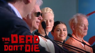 Managing editor jason gorber asks the cast and director of dead don't die about their favourite horror movie touchstones what they think zombies! ...