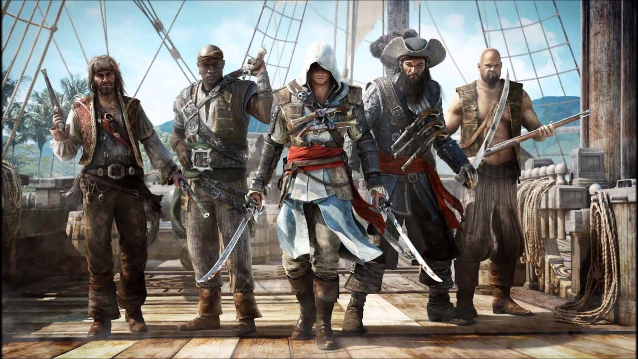 Assassins Creed Iv Black Flag The Parting Glass Anne Bonny