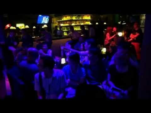 Nina van Horn China tour 2013 - Part 4  SHENZHEN city