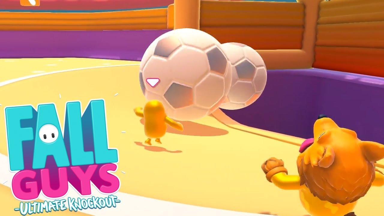 これはサッカーですか?いいえリンチです 【Fall Guys/フォールガイズ】