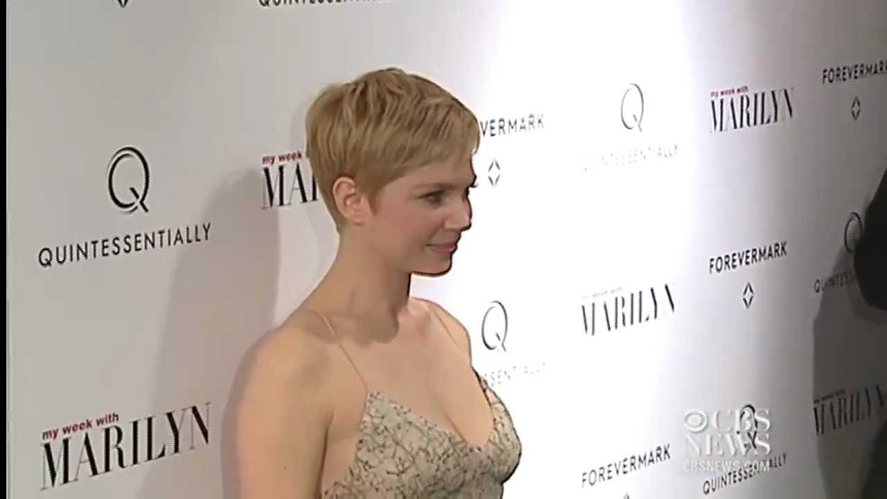Michelle Williams On Playing Marilyn Monroe - Youtube-2558