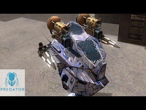 RHINO TIME   LVL 10 Rhino In MAX HANGAR  Springfield & Shenzhen   War Robots
