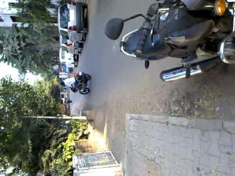 Praddy Stealing bike