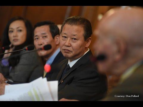 Ambassador Jang Il Hun on Human Rights in North Korea