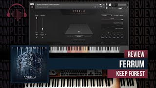 Review: Ferrum – Modern Trailer Percussion by Keep Forest