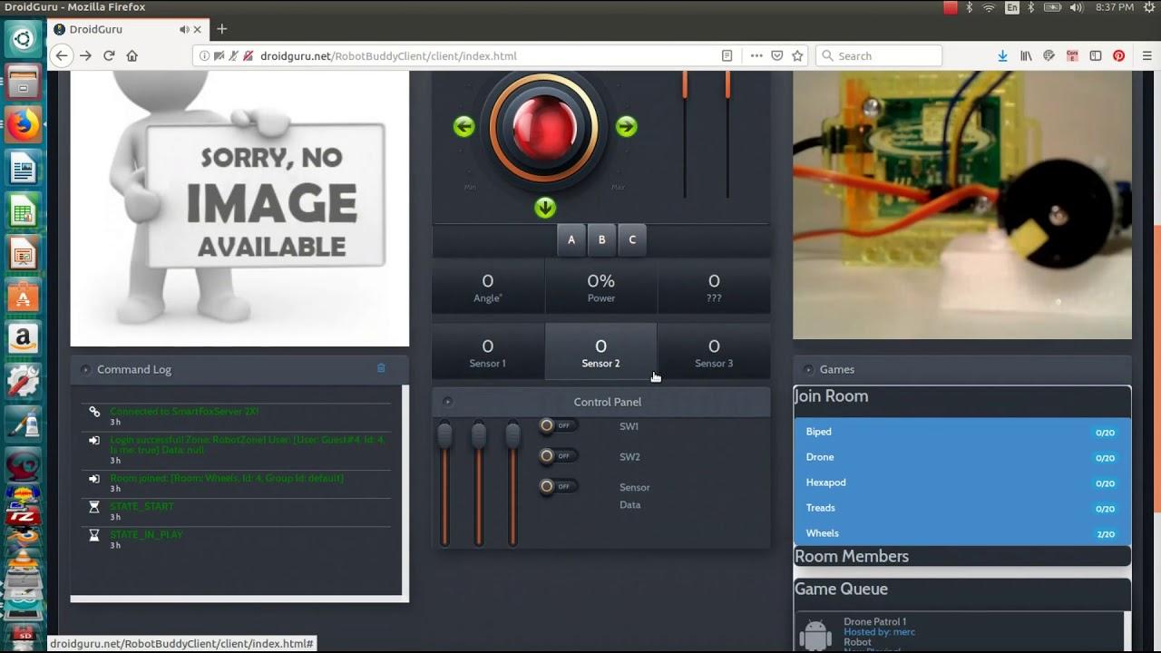 Add an Encoder to Feetech Micro 360 | RobotShop Community