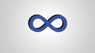 Aı: hızlı Illustrator 3d Sonsuzluk sembolü Oluşturun