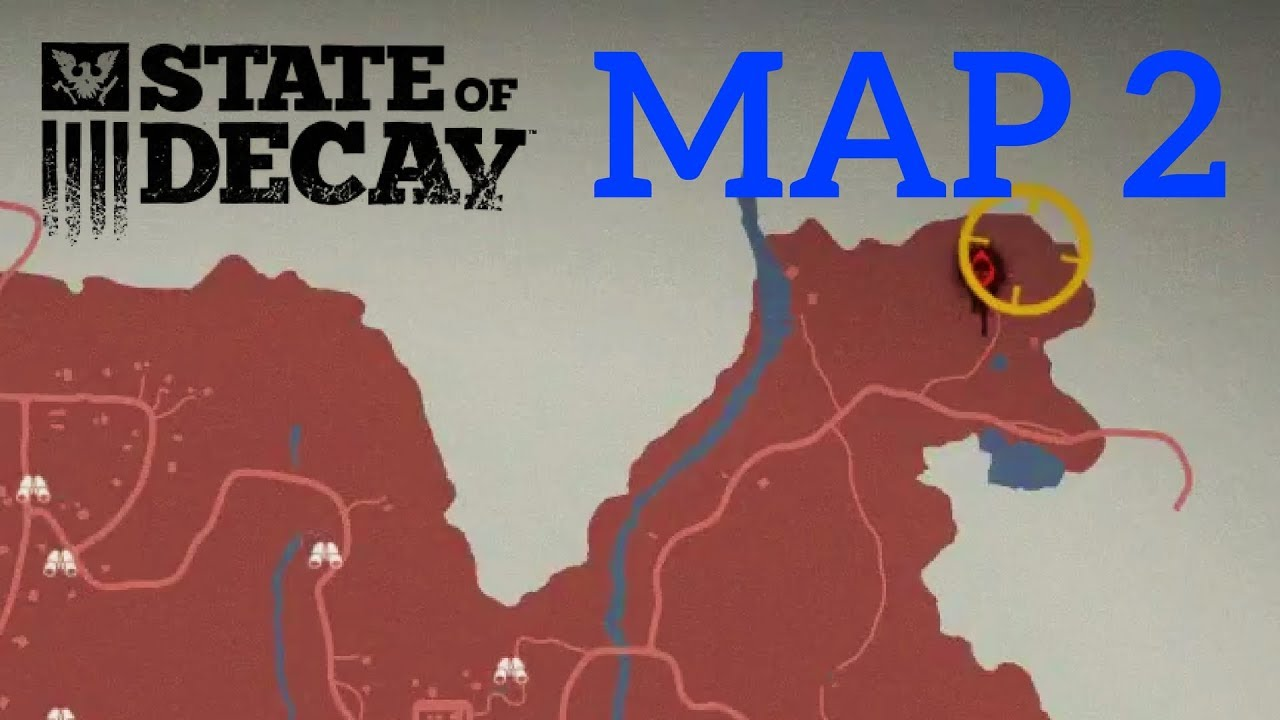 State Of Decay Map Size on destiny map size, red dead redemption map size, tomb raider map size, grand theft auto iv map size, sunset overdrive map size, forza horizon 2 map size, star citizen map size, just cause 3 map size, x rebirth map size, unturned map size, minecraft map size, the witcher map size, wasteland 2 map size, rage map size, deadlight map size, h1z1 map size, game of thrones map size, 7 days to die map size, open world map size, the forest map size,