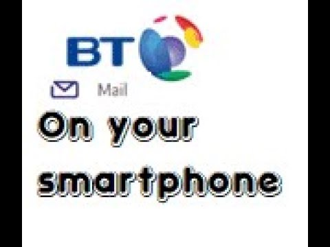 Can't Log Into BT Mail On Smartphone, Try This!