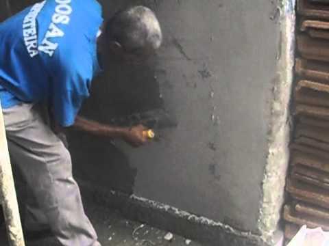 cimento queimado parede