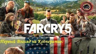 Far Cry 5 Первый взгляд и совместное прохождение!