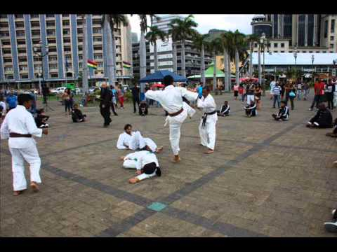 Billy NG Martial Arts Show @ Port Louis Waterfront