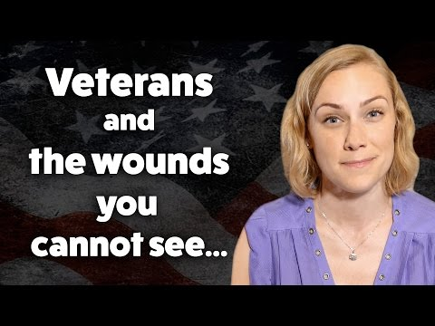 CRISIS: Veterans, mental health & the wounds we cannot see | psychology recovery & military Mp3