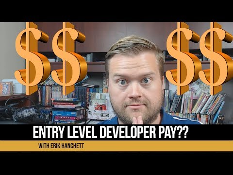 How Much Do Entry Level Software Developers Make?