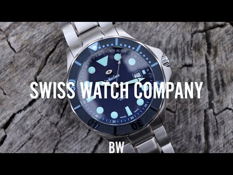 Swiss Watch Company Diver Review - Super Value Under $500