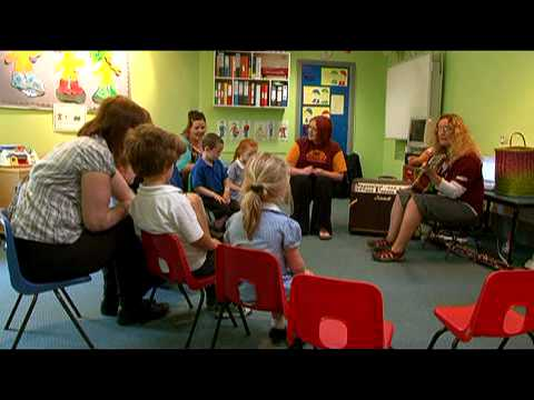 Plymouth Music Zone Singing for Children with Special Needs
