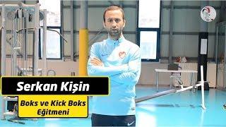 MASTER KICK BOKS - Serkan Kişin