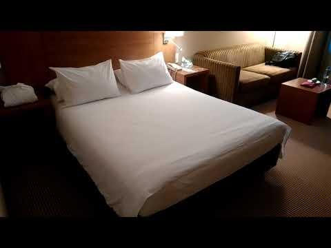 Обзор номера в гостинице Holiday Inn