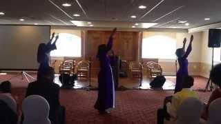 The Anthem Praise Dance by GDV