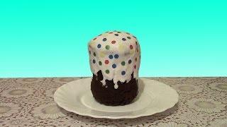 Как сделать шоколадный кекс за 3 минуты в домашних условиях своими руками