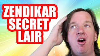 Zendikar Secret Lair Announced…